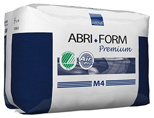 Abena Abri-Form Premium Incontinence Briefs, Medium,, used for sale  Delivered anywhere in USA