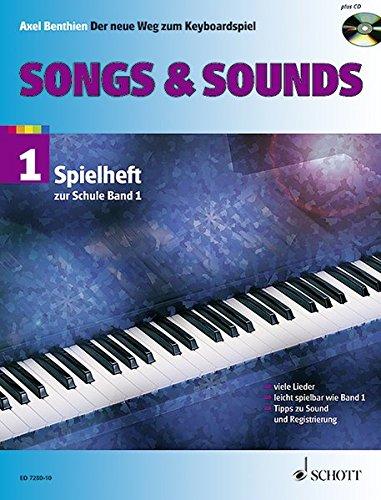 Songs & Sounds: 56 Arrangements. Spielheft zu