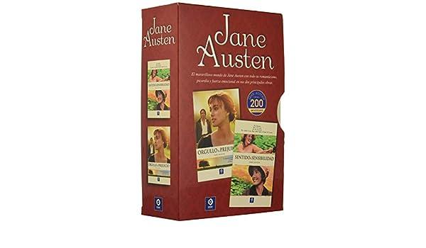 JANE AUSTEN PACK 200 ANIVERSARIO: Amazon.es: AUSTEN,JANE: Libros