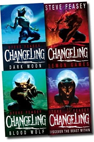 book cover of Changeling Collection