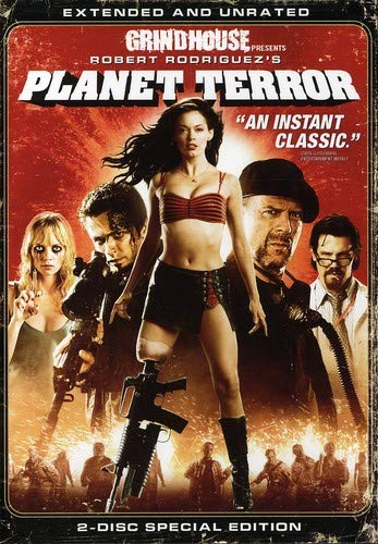 Five Nights At Freddy's World Halloween Edition (Grindhouse Presents, Planet Terror - Extended and Unrated (Two-Disc Special)