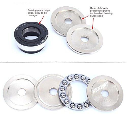 Acekit Bike Headset BB Cup Press Bottom Bracket Install Tool by KENWAY (Image #4)
