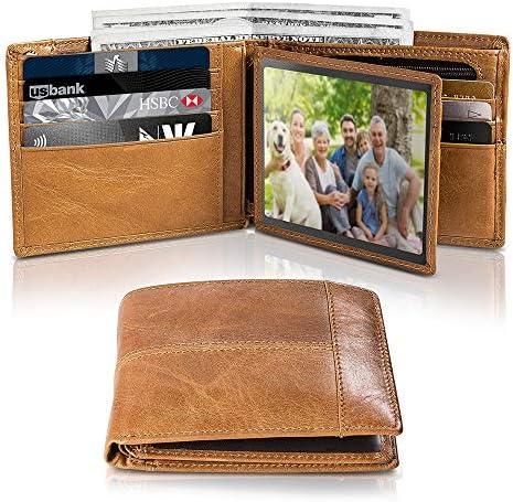Wallet Genuine Leather Wallets Holders