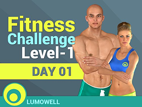 Fitness Challenge Level1  Day 01