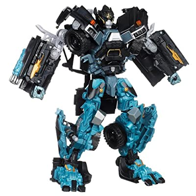 Transformers Dark Of The Moon - Mechtech Leader - Ironhide by Hasbro