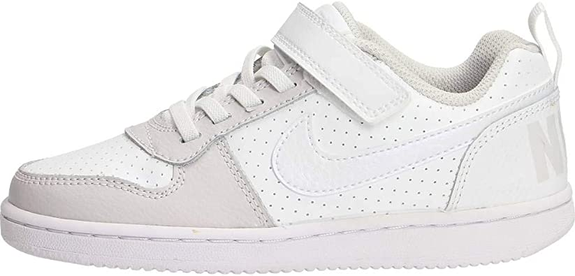 Nike Court Borough Low (PSV), Chaussures de Basketball Fille