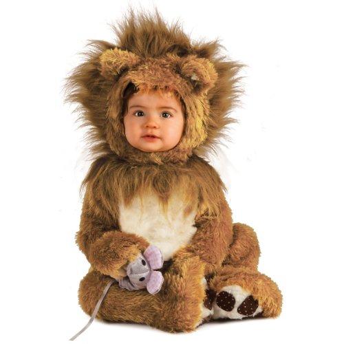 Lion Cub Baby Infant Costume - -