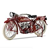 Indian Motorcycle 1:6-Scale Precision-Engineered Diecast 1920 Scout Motorcycle by The Hamilton Collection