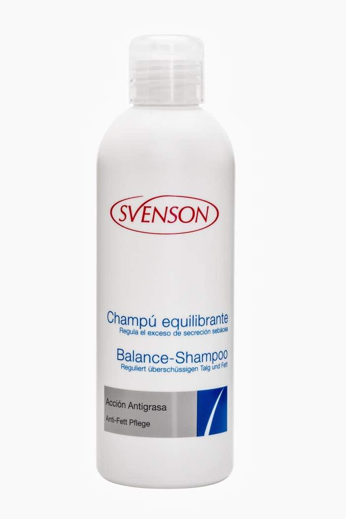 Svenson Champú Antigrasa Equilibrante - 200 ml.