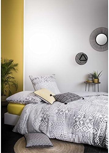 Future Home Funda nórdica de algodón 57 Hilos 240 x 220 Arto ...