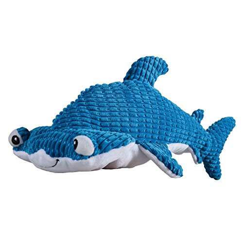 SmartPetLove Tender-Tuffs – Large Marine Plush Toy (Hammerhead Shark) Review