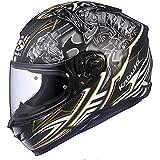 オージーケーカブト(OGK KABUTO)バイクヘルメット フルフェイス AEROBLADE5 SAMURAI(サムライ) フラットブラック (サイズ:S) 584139