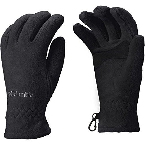 Columbia Women's Fast Trek Glove, Black, Medium