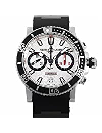Ulysse Nardin Marine Diver automatic-self-wind mens Watch 8003-102-3/916 (Certified Pre-owned)