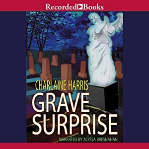 Grave Surprise Audiobook