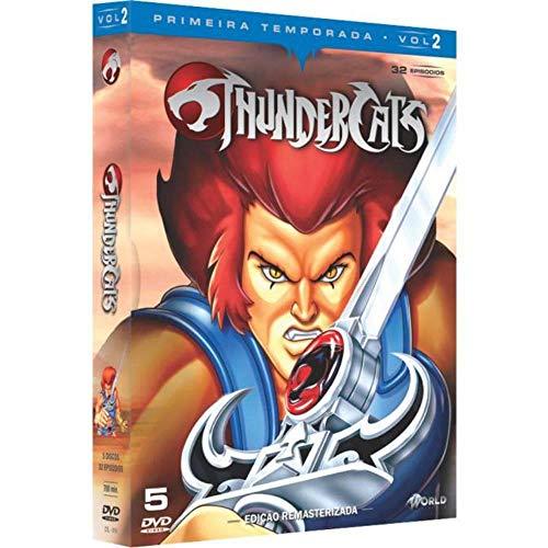 Box Thundercats - 1 Temporada - Vol. 2