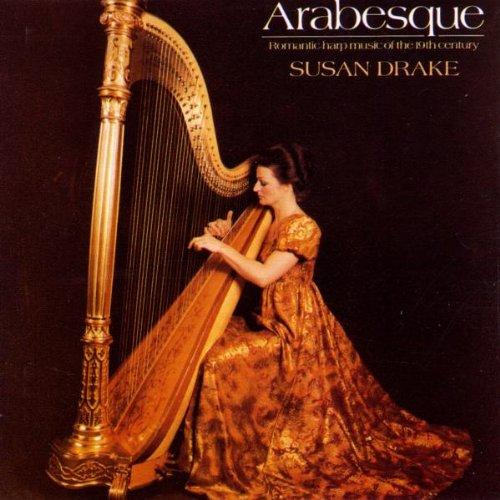 (Arabesque: 19th Century Harp Music, Volume)