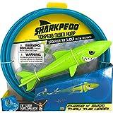 Sharkpedo Fun Pool Toy Swim Thru Hoop 28' Hoops
