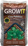 Hydrofarm GROW!T GMC25L Clay Pebbles 25l Bag, 4mm-16mm