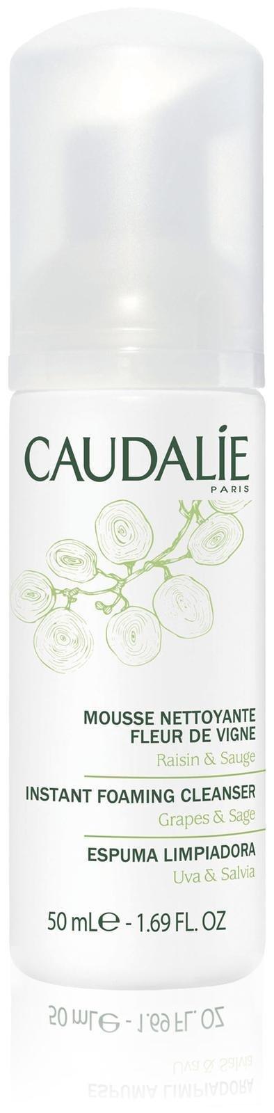 Caudalie Cleansers Instant Foaming Cleanser Fleur de Vigne travel-50 ml