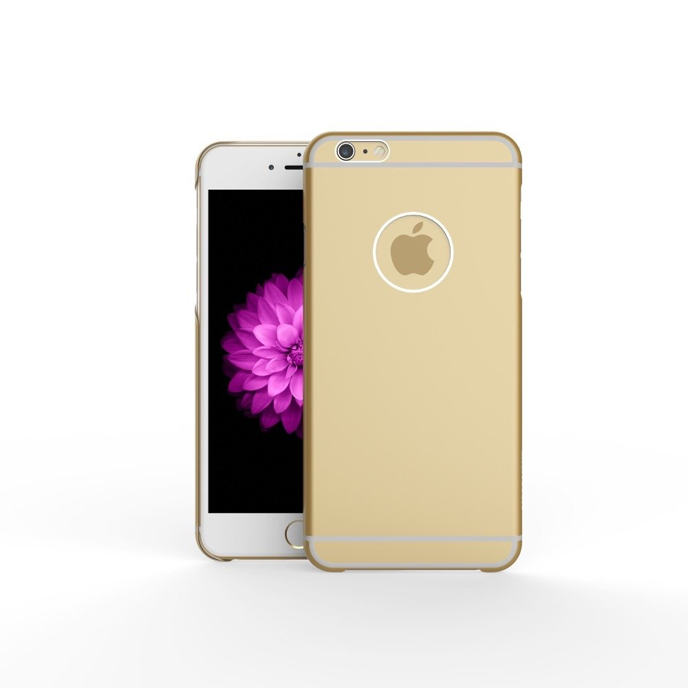 best service 3e0c5 55f0b Moarmouz Luxury Back Case Cover For Iphone 6 Plus 6S Plus - Aluminum Metal  Unique Case For Iphone 6S Plus Cover, Iphone 6 Plus Back Cover (Gold)