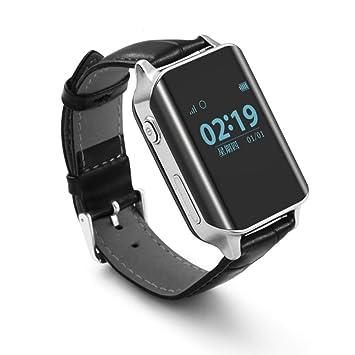 Smartwatches GPS niños Ancianos Reloj Inteligente A16 GPS WiFi SOS LBS localizar frecuencia cardíaca mergency SOS Llamada para niño Viejo A16,A