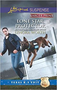 Book Lone Star Protector (Love Inspired Suspense (Large Print))