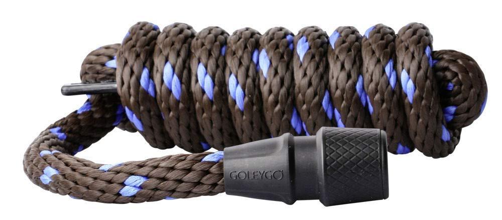 Führstrick mit Adapter-Pin GoLeyGo 2.0 schwarz 200cm NEU