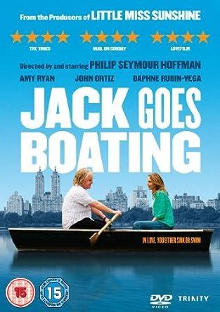 Jack Goes Boating [DVD] by Philip Seymour Hoffman: Amazon.es ...
