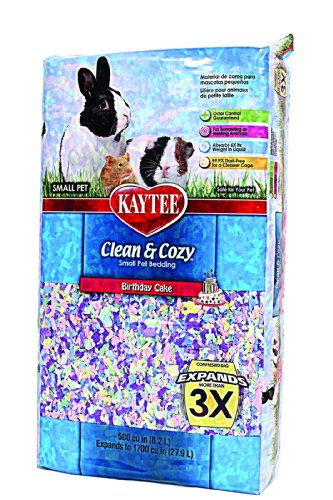 kaytee-clean-cozy-birthday-cake-bedding-500-cubic-inch