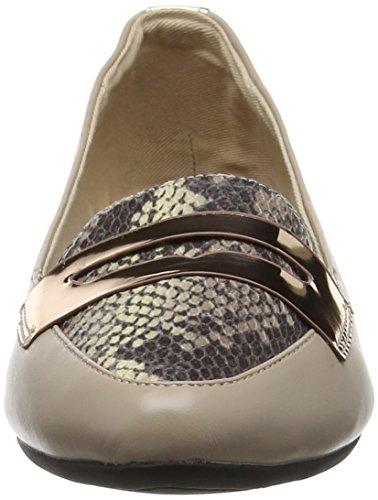 Butterfly Twists Nicole - Zapatillas de Ballet Mujer Beige (Mink)