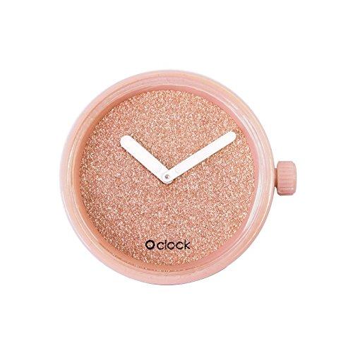 ffbcc478cc O'clock O'bag meccanismo glimmer cassa phard movimento glitter ...