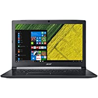 Acer Aspire 5, 17.3 Full HD, 8th Gen Intel Core i7-8550U, GeForce MX150, 12GB DDR4 Memory, 256GB SSD, 1TB HDD, A517-51G-8433