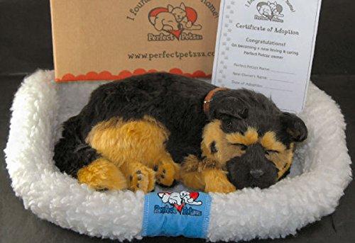 Perfect Petzzz Huggable Breathing German Shepherd by Perfect Petzzz