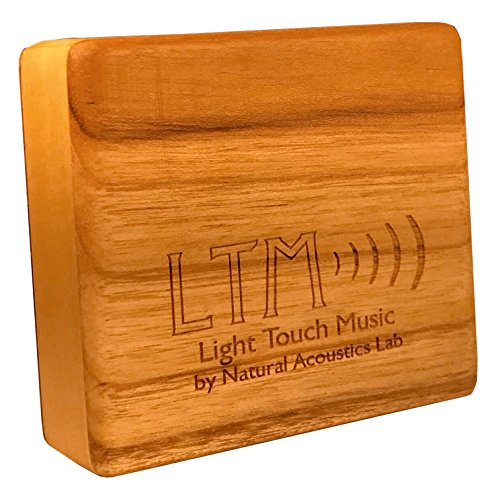 Light Ltm - LTM Uni-chamber High Tone Teak Wood Musical Shaker Hand Percussion Instrument (approx 2.5