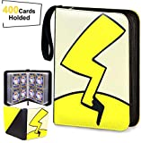 Trading Card Book Binder Holder Carrying Collectors