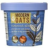 Modern Oats Premium Oatmeal, Coconut Almond, 12 Count by Modern Oats