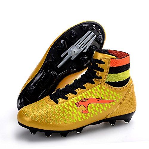 Juego Los Para Lin Los Al Deportes Fútbol Resistente Agua De Adultos Casuales Hijos Hombres Y Alto Zapatos Deslizamiento De Xing Mujeres De TwqAPUP