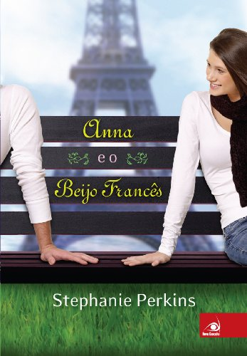 8563219324 - Stephanie Perkins: Anna and the French Kiss - Livro