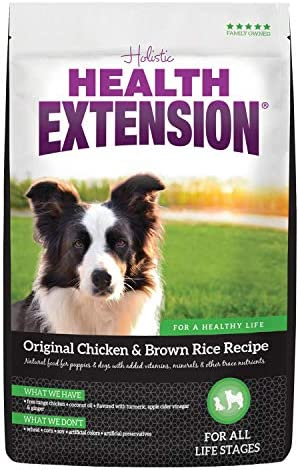 Health Extension Original Chicken Brown Rice Recipe