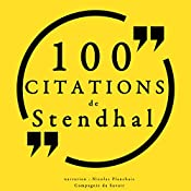 100 citations de Stendhal |  Stendhal