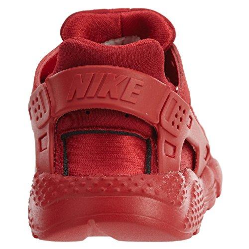Nike Unisex Baby Huarache Run (Td) Sneakers Rojo (University Red / University Red)