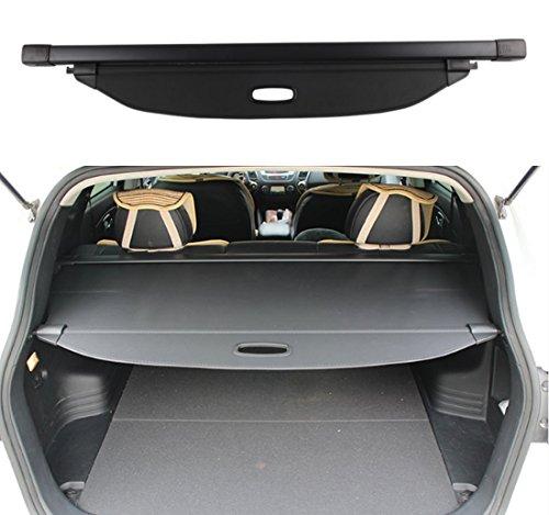 2012 Kia Sportage Interior: Ice-man Interior Retractable Rear Trunk Cargo Cover