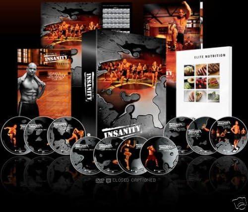 Insanity 60 Day Workout Shaun product image
