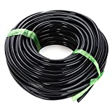 Perfectii 20M Micro Drip Irrigation, 4/7mm PVC Watering Tubing Hose Pipe Blank Distribution Tubing Drip Irrigation Hose
