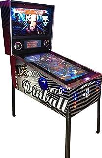 Mightymast Pinball - Juego de Mesa (Spinning), Color Negro: Amazon.es: Deportes y aire libre