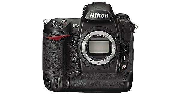 Nikon D3x - Cámara Réflex Digital 24.5 MP (Cuerpo): Amazon.es ...