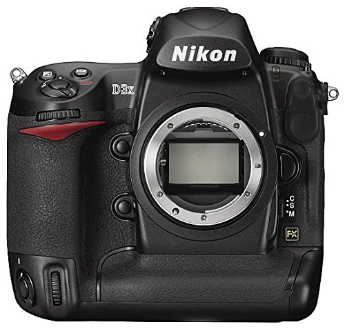 Brand Nikon Body Only Black