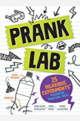 Pranklab: Practical science pranks you and your victim can learn from Kindle Edition
