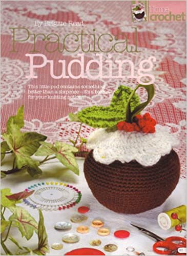 Practical Christmas Pudding Crochet Knitting Pattern This Little
